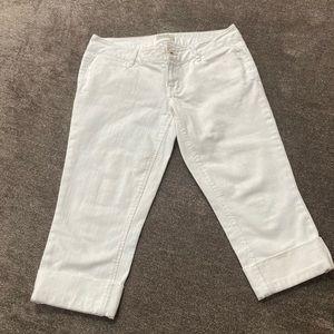 Aeropostale Capri Jeans Size 5/6